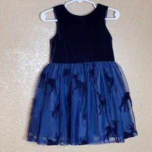 Cat & Jack toddler girl blue dress